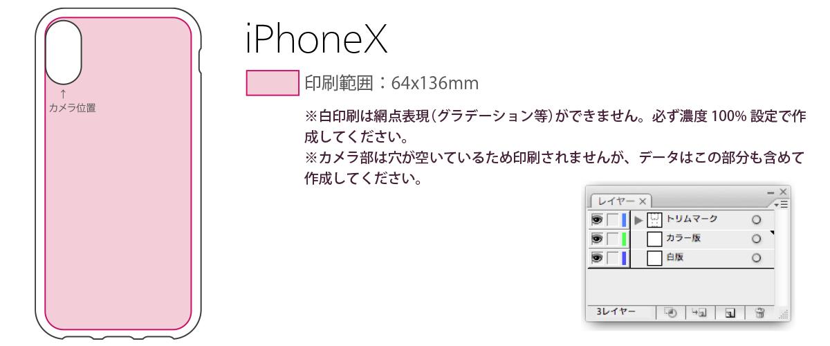 iphone11 背面 型紙
